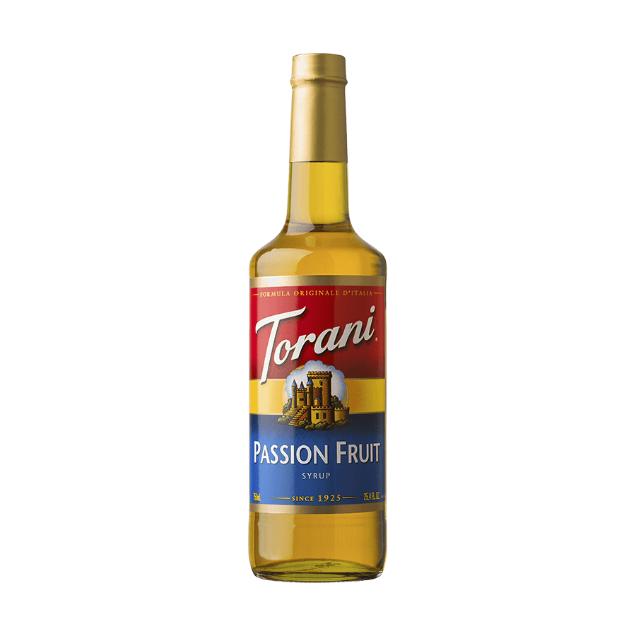 Torani Passion Fruit Syrup - Chanh Dây