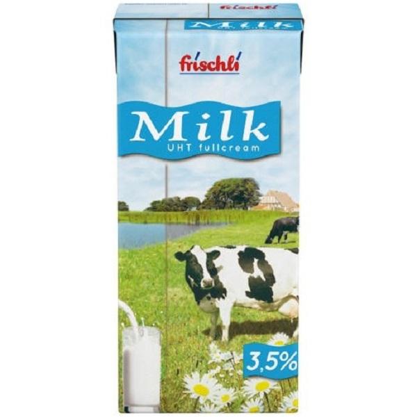 Sữa tươi nguyên kem Frischili