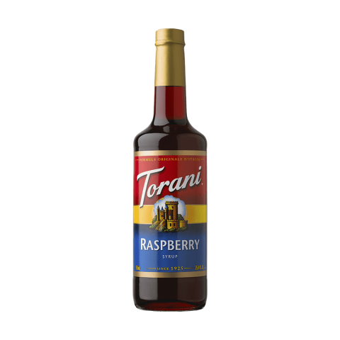 Torani Raspberry Syrup - Phúc Bồn Tử