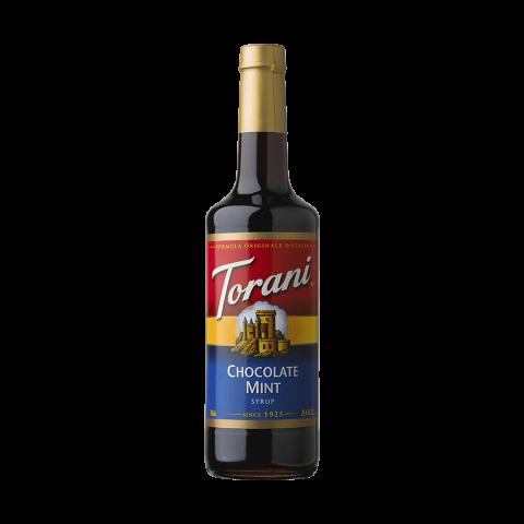 Torani Chocolate Mint Syrup - Socola Bạc Hà