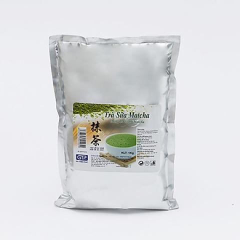 Bột sữa Matcha GTP
