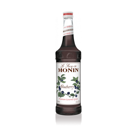 Monin Bluberry Syrup - Việt Quất