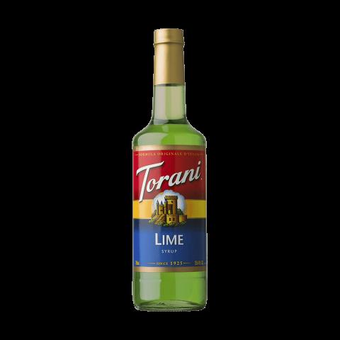 Torani Lime Syrup - Chanh Tây