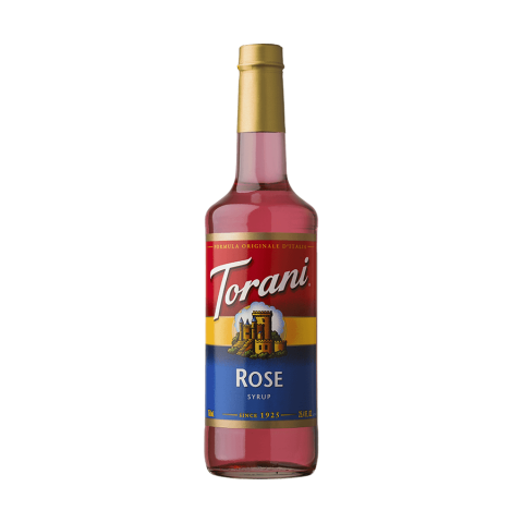 Torani Rose Syrup - Hoa Hồng