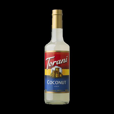 Torani Coconut Syrup - Torani Dừa