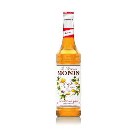 Monin Passion Fruit Syrup - Monin Chanh Dây