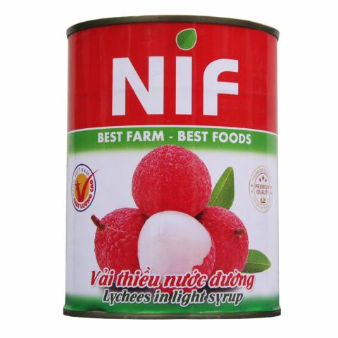 Vải ngâm Nif