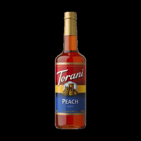 Torani Peach Syrup - Đào