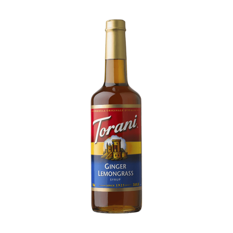 Torani Ginger Lemongrass Syrup - Gừng Xả