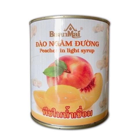Đào ngâm Baan Mai