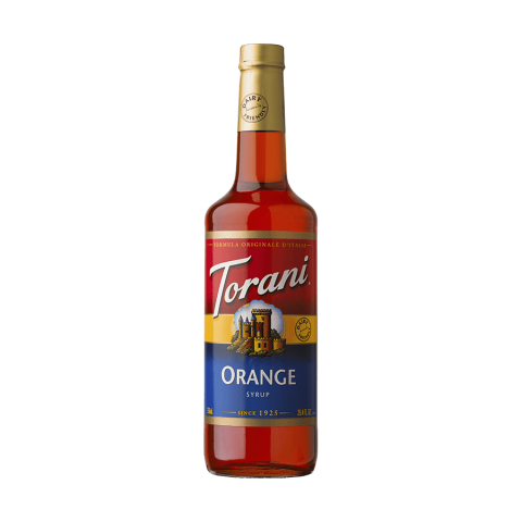 Torani Orange Syrup - Cam