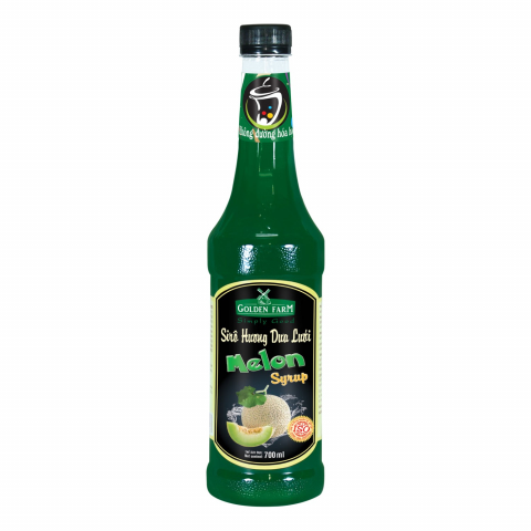 Syrup Golden Farm Dưa Lưới 700ml