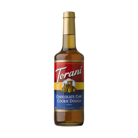 Torani Chocolate Chip Cookie Dough Syrup