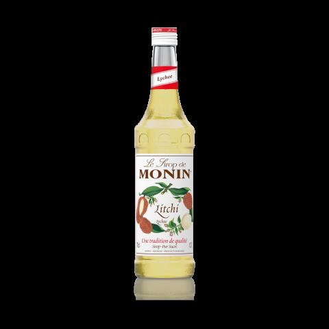Monin Lychee Syrup - Vải