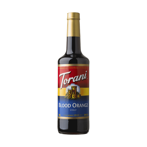 Torani Cam Đỏ - Blood Orange Syrup