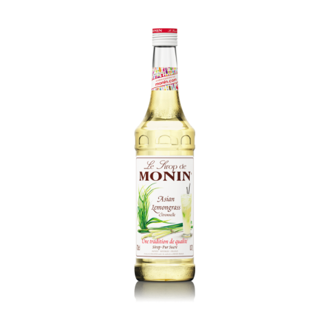 Monin Asian Lemongrass Syrup