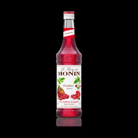 Monin Raspberry Syrup - Monin Phúc Bồn Tử
