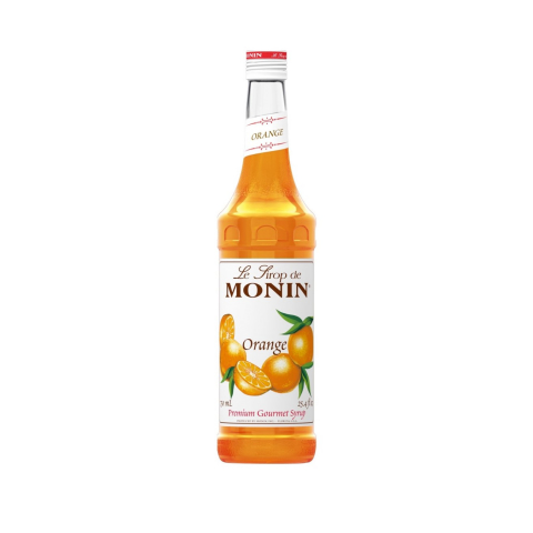 Monin Orange Syrup - Monin Cam